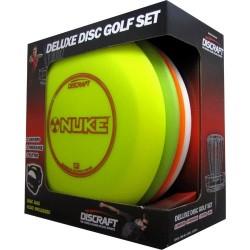 Deluxe Disc Golf Set de Discraft