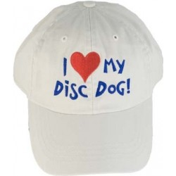 Gorra I my Disc Dog!