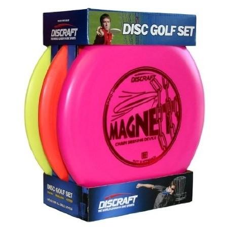 Begginer Disc Golf Set de Discraft